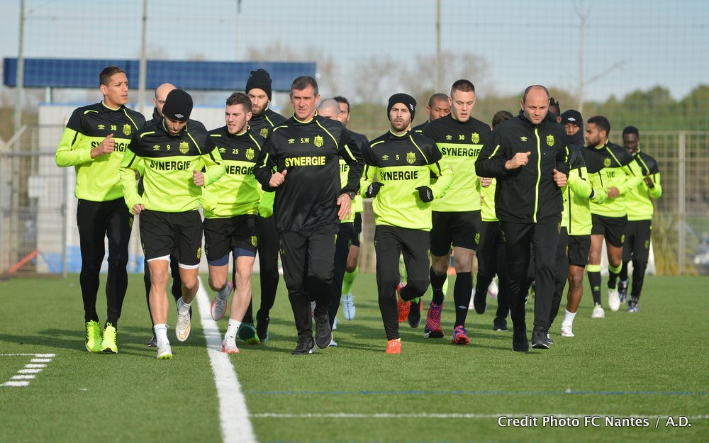 FC Nantes - Olympique Lyonnais en direct TV online match live gratuit