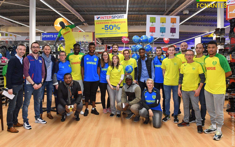 Magasin Intersport à BASSE GOULAINE | Intersport