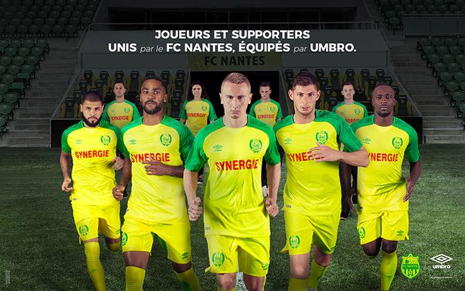 FC Nantes : Immanquable - Maillots 2017/2018 : Soirée de lancement avec les joueurs !