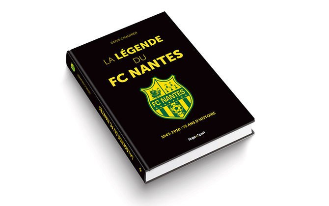 ''LA LEGENDE DU FC NANTES'' disponible