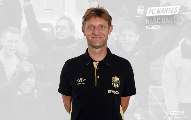 FC Nantes : Le doc' Marc Dauty quitte ses fonctions