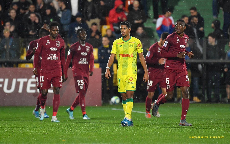 FC Metz - FC Nantes (1-0) - Le FC Nantes cède sur la fin...