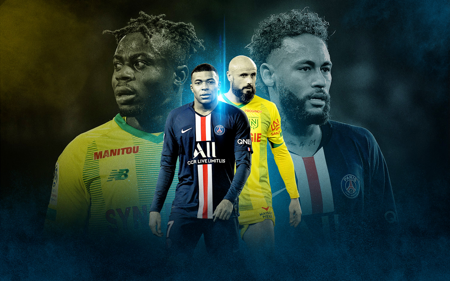 FC Nantes - Paris SG - Informations billetterie
