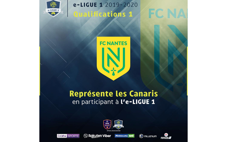 e-Ligue 1 2019-2020 - La compétition fait son retour !