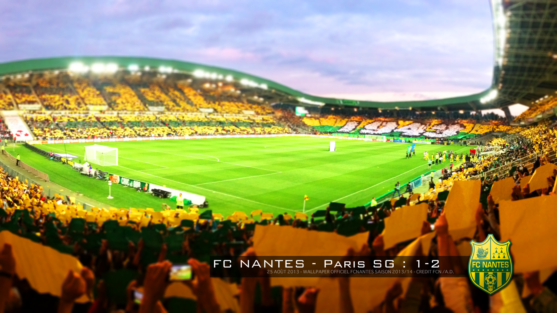 1000 images about fc nantes on pinterest nantes football and tour eiffel. Black Bedroom Furniture Sets. Home Design Ideas