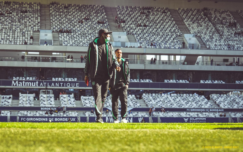 Girondins de Bordeaux – FC Nantes – Pre-match in pictures – FC Nantes