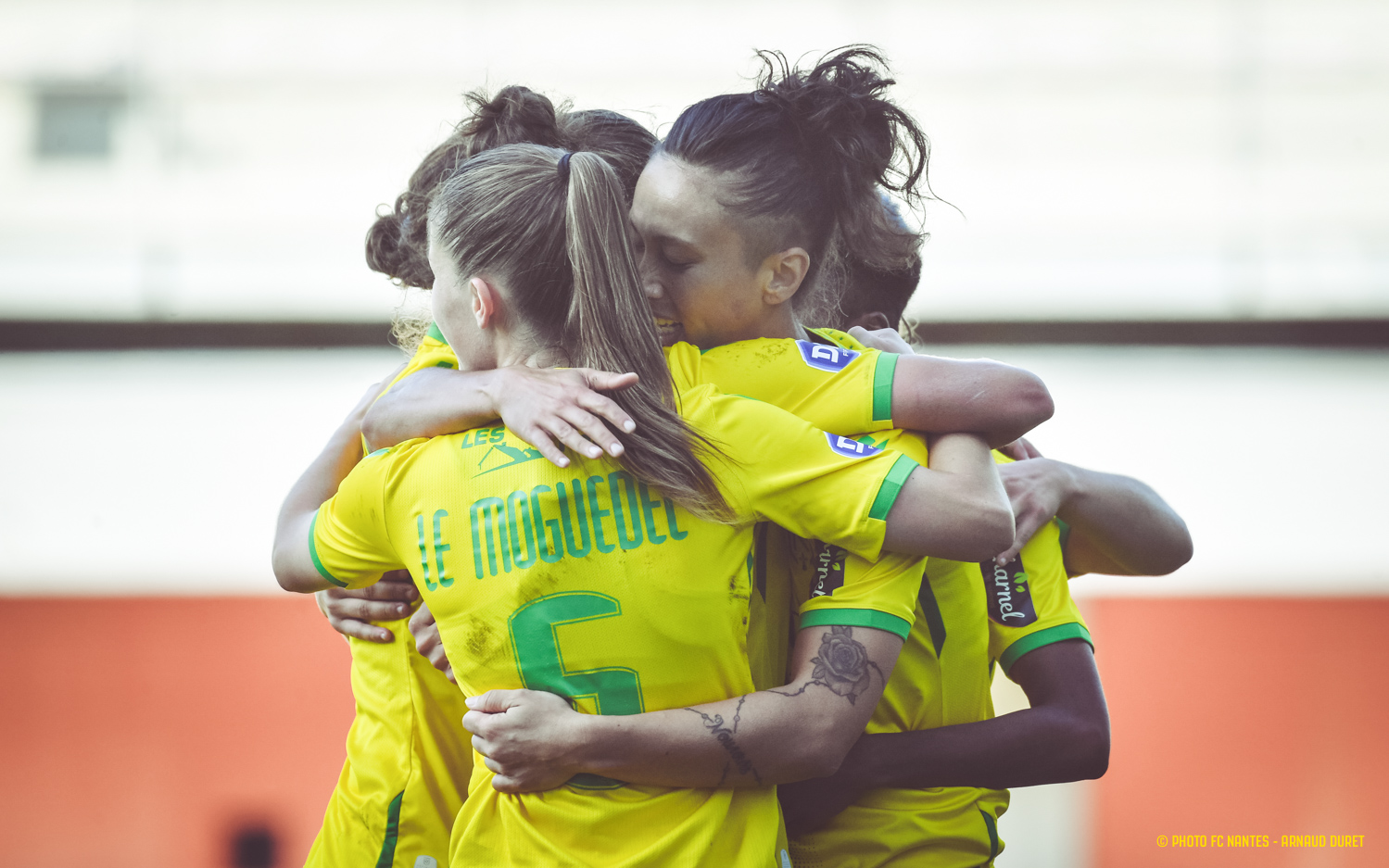 FC Nantes – US Orléans – D2F: the pictures of victory (3-0) – FC Nantes