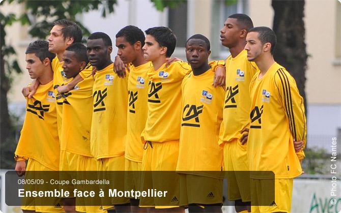Gambardella ensemble face montpellier - Palmares coupe gambardella ...