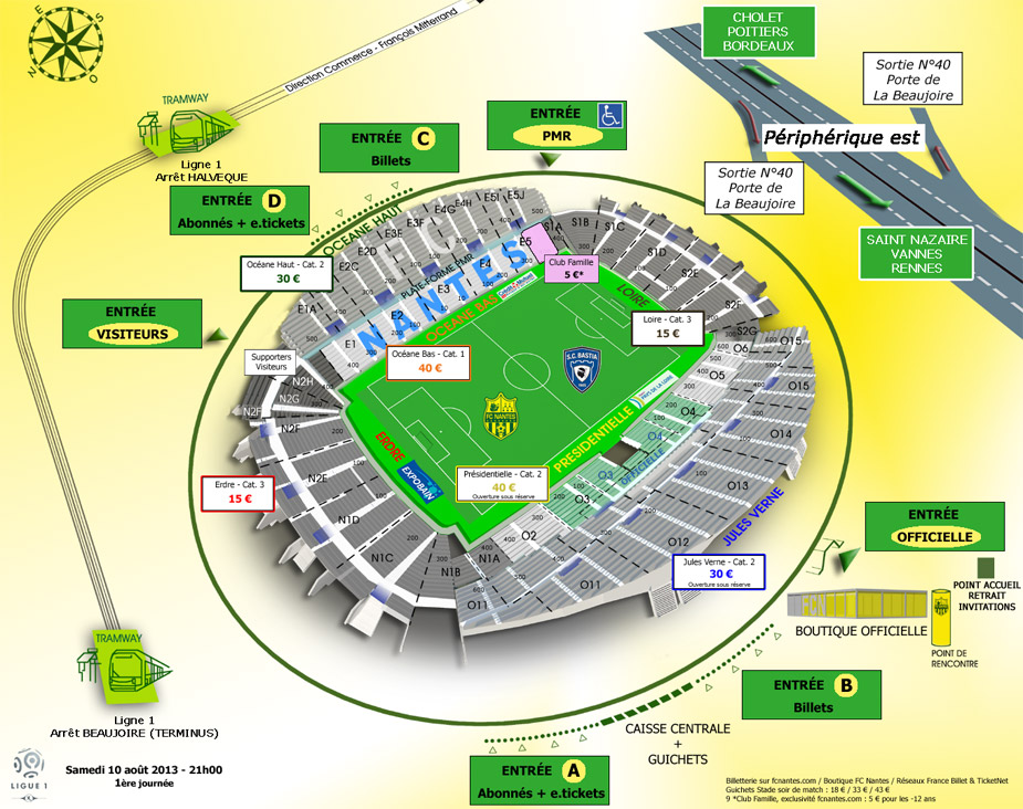 Football Club de Nantes - Site Officiel
