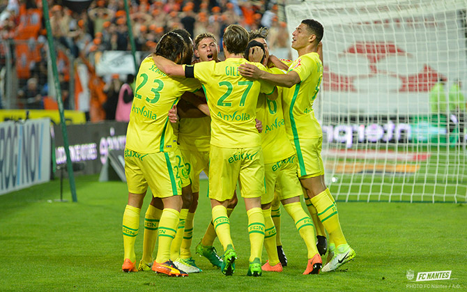 Les Canaris s'imposent au finish