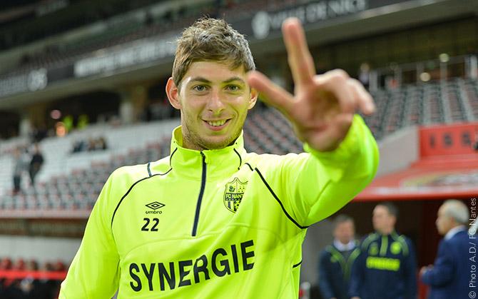 20ème but en Ligue 1 pour Emiliano Sala, encore décisif avec Nantes