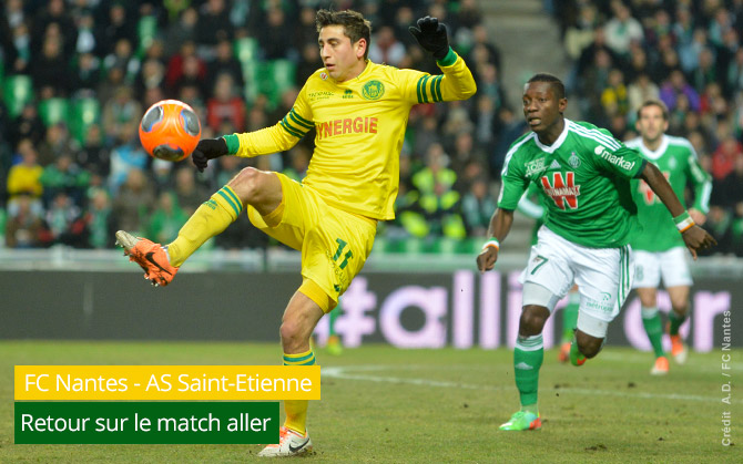 fcn asse retour sur le match aller st etienne. Black Bedroom Furniture Sets. Home Design Ideas