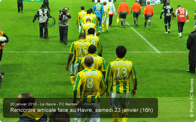 Rencontres amicales le havre