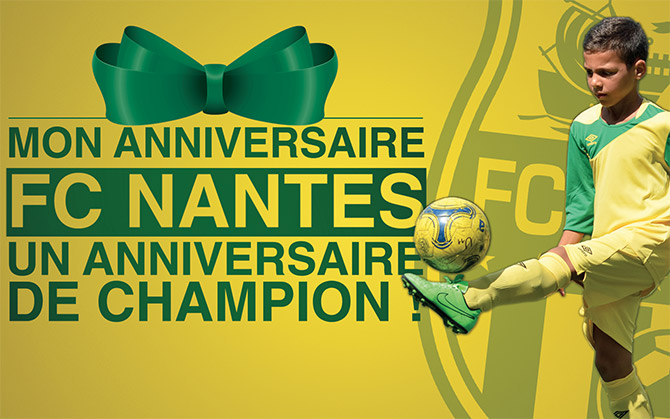 le fc nantes lance 39 39 mon anniversaire fc nantes 39 39. Black Bedroom Furniture Sets. Home Design Ideas