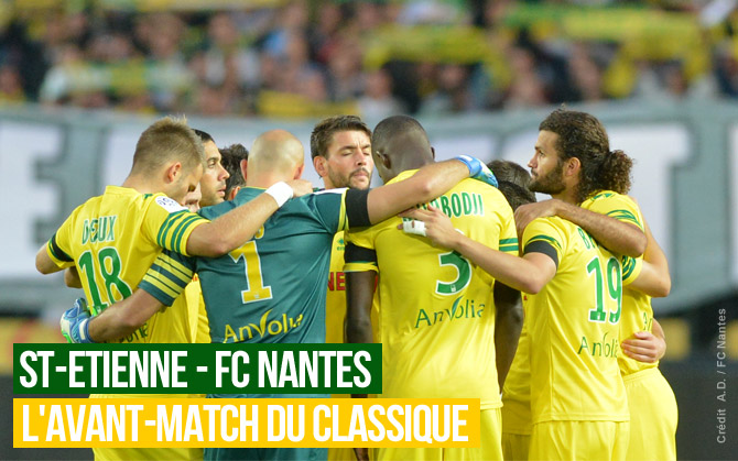 st etienne fc nantes l 39 avant match. Black Bedroom Furniture Sets. Home Design Ideas
