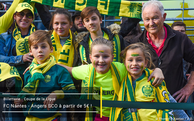 Billetterie coupe de la ligue fc nantes angers sco - Billetterie finale coupe de la ligue ...